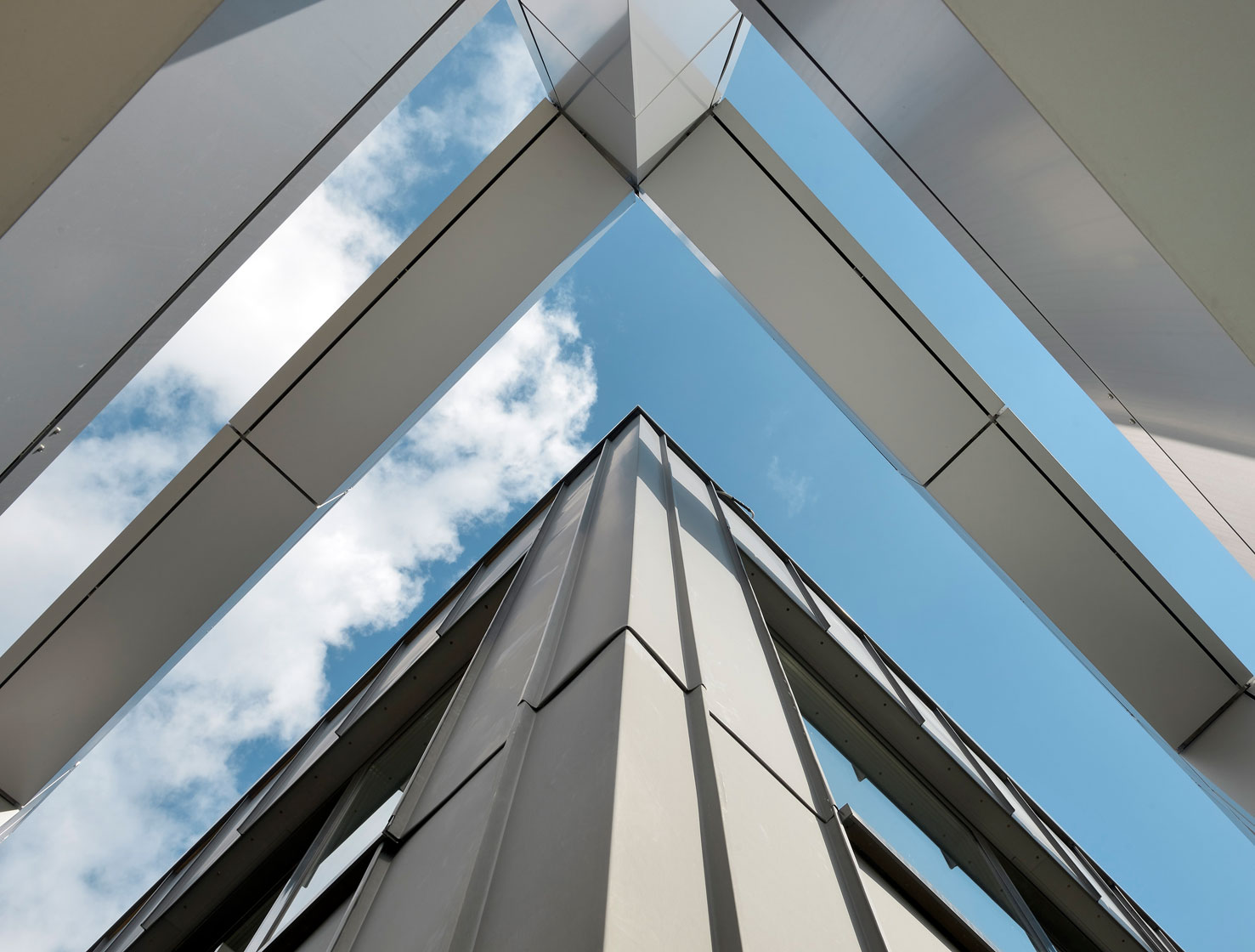 Metropolis, Brussels - Arch. ADE Architects