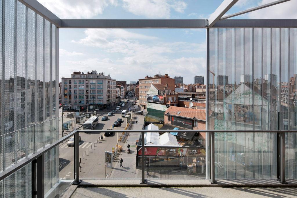 Projet Piers & Schmitz, Brussels - Arch. R2D2 Architecture